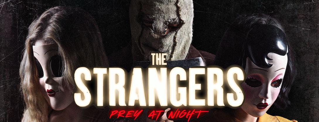 Strangers – Prey At Night